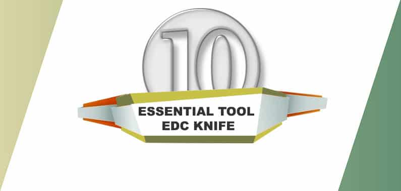 EDC knife an essential tool