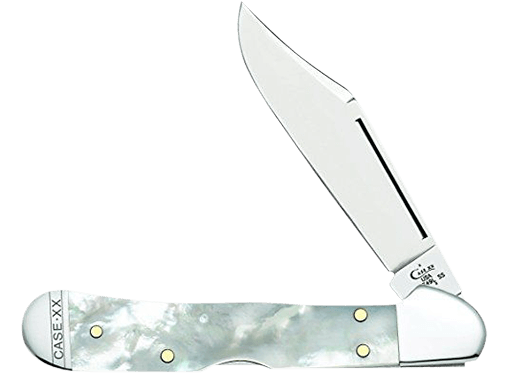 Case Mother-Of-Pearl Mini Copperlock Knife