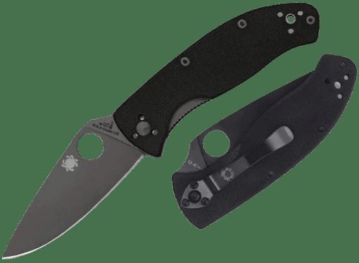 Spyderco Tenacious EDC Folding Knife