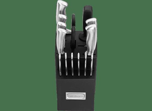Cuisinart C77SS-15PK Kitchen Knife Block Set 
