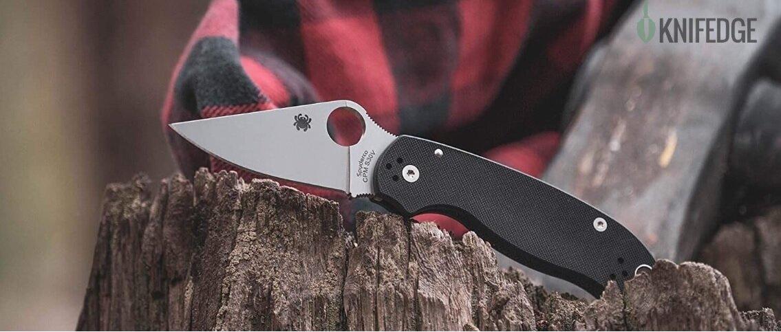Spyderco Paramilitary 2 Winning Knife