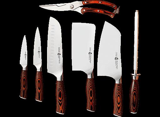 TUO Japanese Kitchen Knife Set