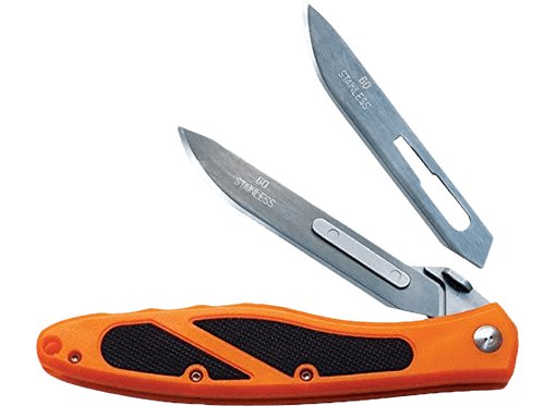 Havalon Piranta Z Folding Blade Skinning Knife