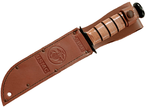KA-BAR Full Size US Marine Corps Fighting Knife-min