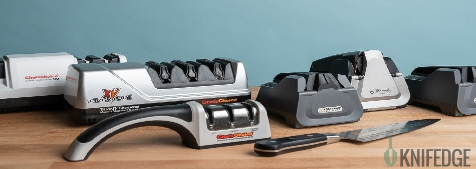 Manual vs Electric Knife Sharpener