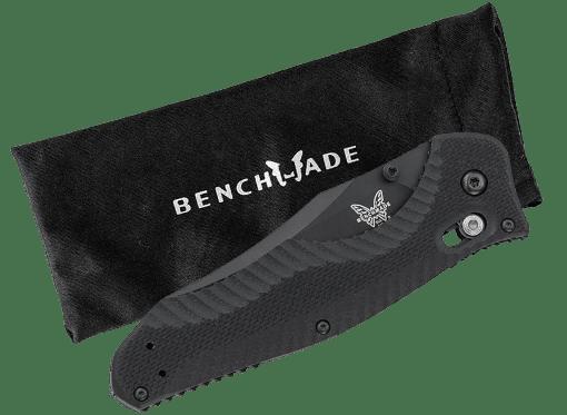 Benchmade 810SBK Osborne 'Contego' Folding Knife