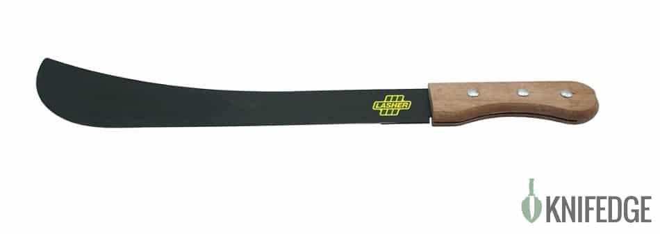 Machete blade length