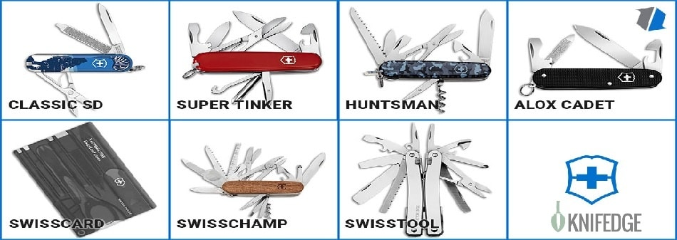 Swiss Army Knives Purpose