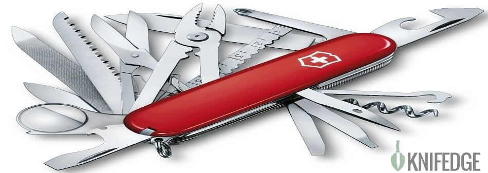 Swiss Army Knives Tools
