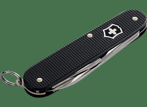 Victorinox Cadet Black Alox Pocket Knife