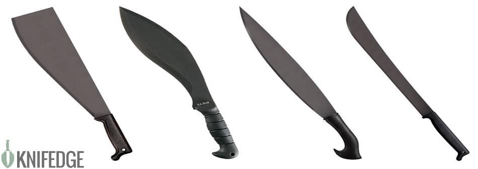 machetes Handle