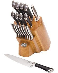 Chicago Cutlery 1119644 Cutlery Best Value Kitchen Knife Set