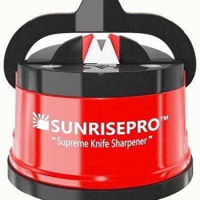 SunrisePro Supreme Knife Sharpener Review